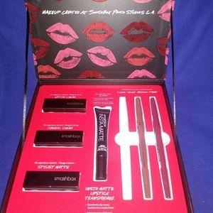 Smashbox lipstick survival guide